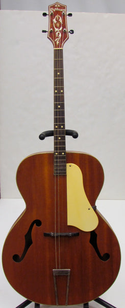 Orpheum circa 1930s Tenor Archtop Acoustic Guitar - USED