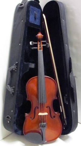 Violin - 1/10 Size Palatino VN-450 Allegro Outfit (Includes Bow and Case)