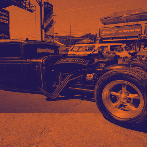 Renegade Rat Rod Show