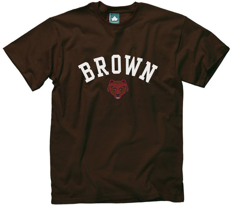 Brown Athletics T-Shirt (Brown)
