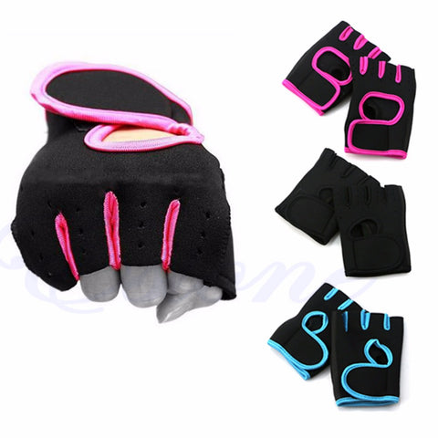 Multi-Purpose Sports Padded Gloves