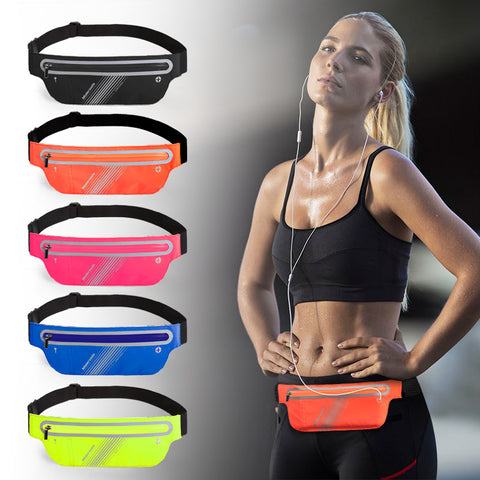 Running Belt Waist Pack for Men and Women