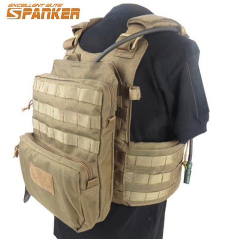 3L Spanker Tactical Portable Hydration Vest-Pack