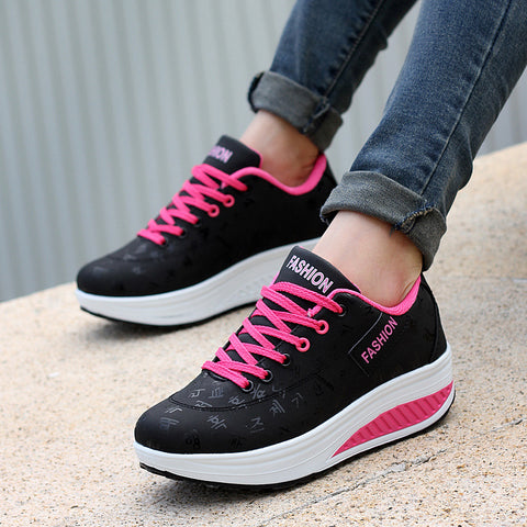 Hi-Rise Womens Running Shoes