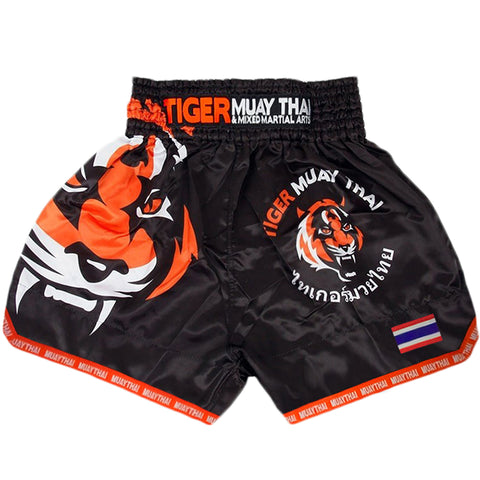 Tiger Muay Thai kick boxing MMA Shorts