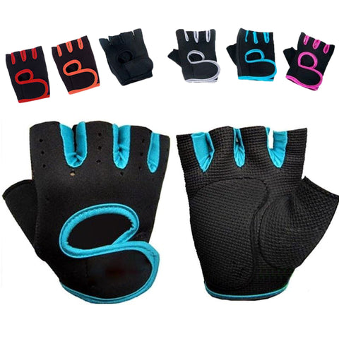 Neoprene Body Building Weight Lifting Gloves