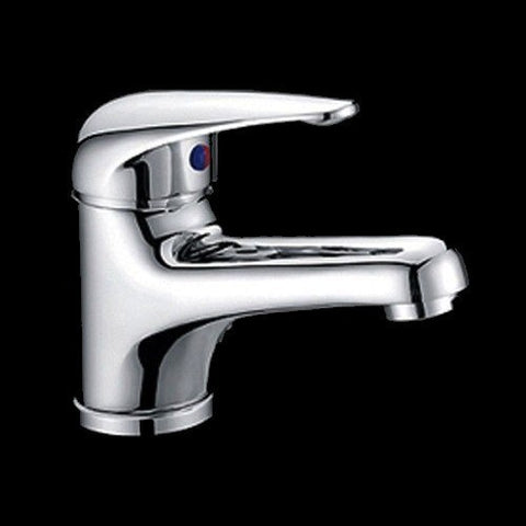 Novara Solid Handle Basin Mixer