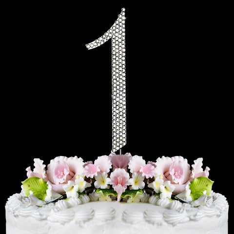 Cake Decor, Cake Number, Cake Toppers, Completely Covered, Gold, Silver