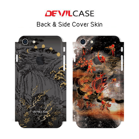 APPLE iPhone 6 | 6s Back & Side Cover Skin - CRAFT DRAWING