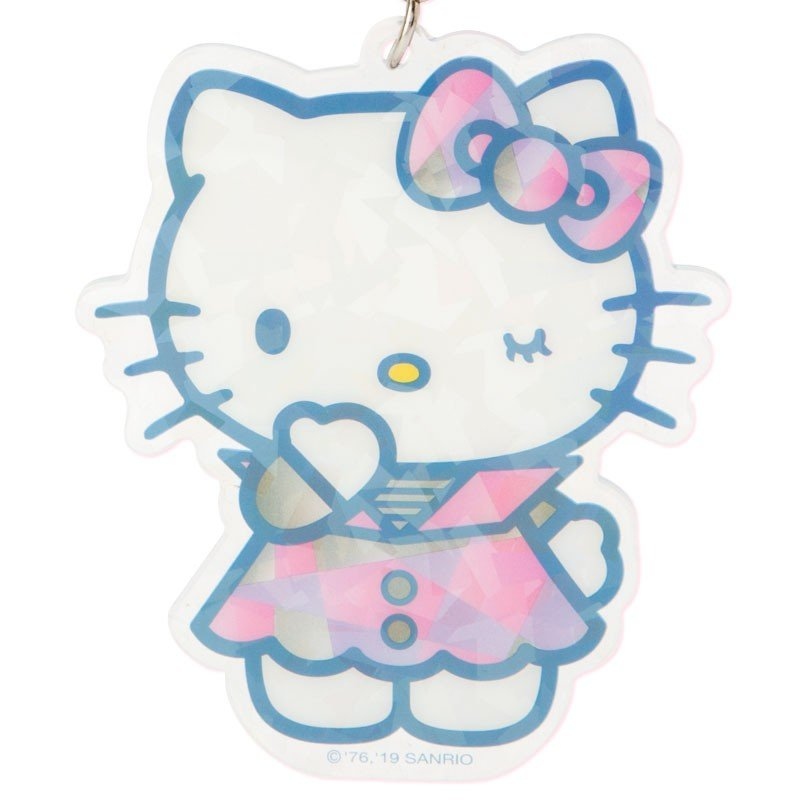 Hello Kitty Acrylic Keychain Key Holder Character Ranking 2019 No.1 Sanrio Japan