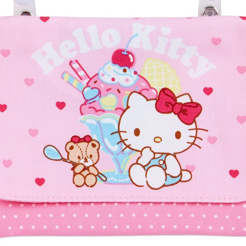Hello Kitty Pocket Pouch Ice Sanrio Japan