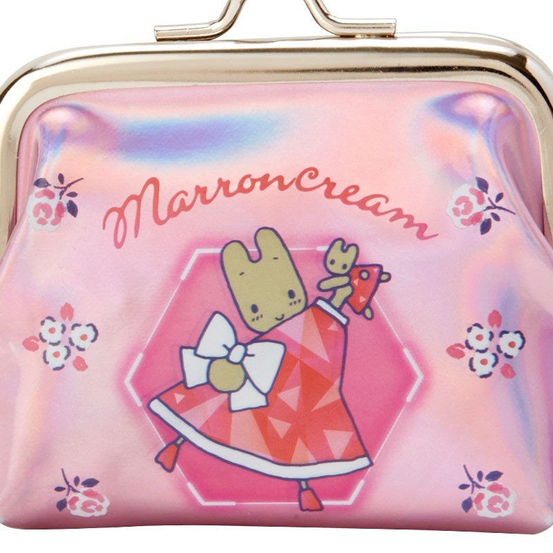 Marron Cream Coin Case Pouch Character Ranking 2019 No.22 Sanrio Japan