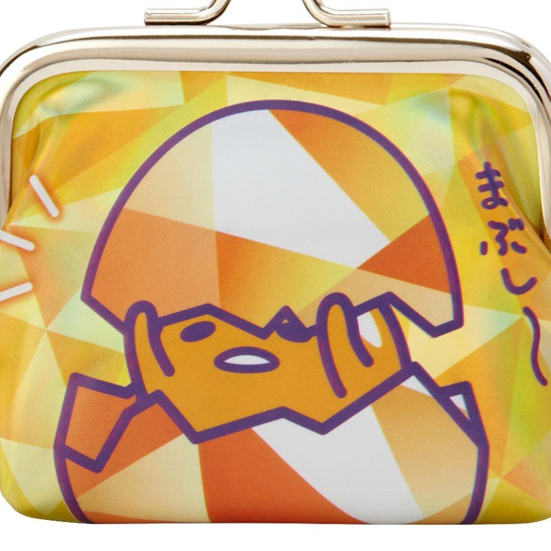Gudetama Egg Coin Case Pouch Character Ranking 2019 No.9 Sanrio Japan