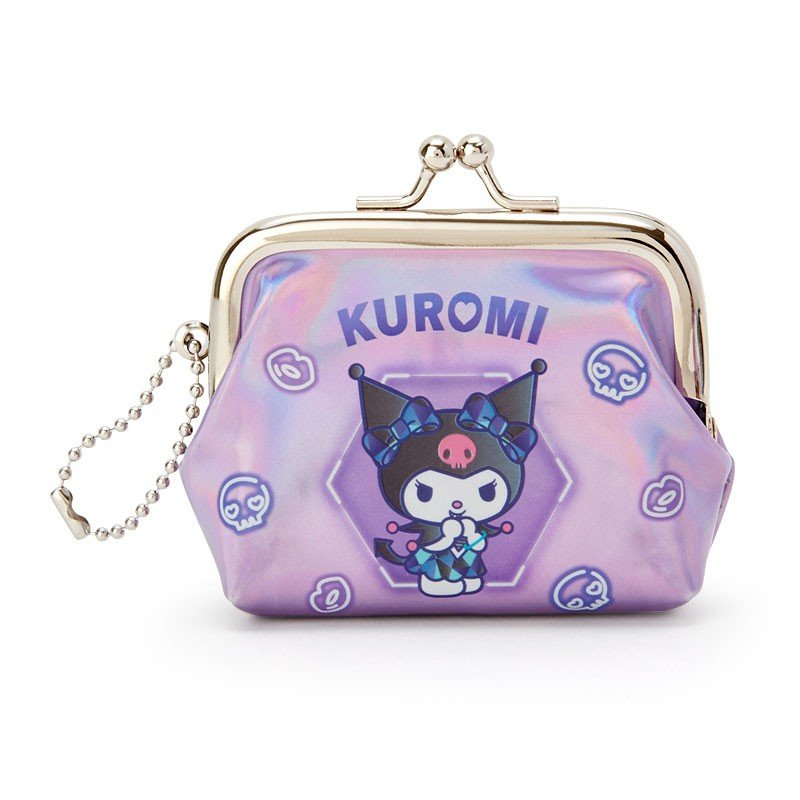 Kuromi Coin Case Pouch Character Ranking 2019 No.7 Sanrio Japan