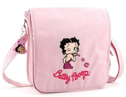 Fashion | Betty Boop Cloth Handbag or Bookbag