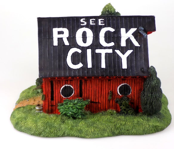 Collectibles | America's Country Barns See Rock City by Band Creations