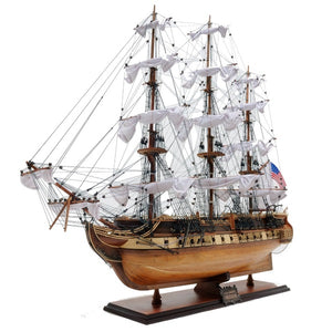 USS Constitution Collectible Ship