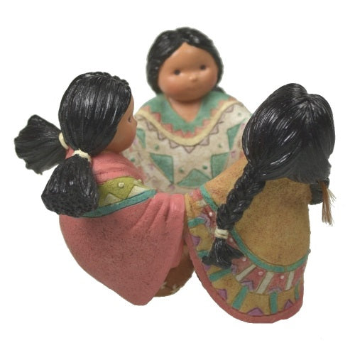 Collectibles | Friends of the Feather Enesco Figurine Girls Dancing