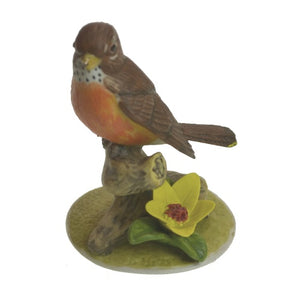 Figurine | Robin Bird Figurines Shop today at One Great Shop