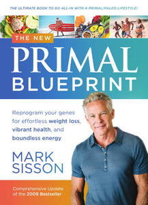Health and Fitness |  The New Primal Blueprint Book by Mark Sisson