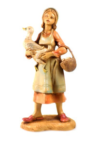 Fontanini Collectibles Deborah Goose Girl