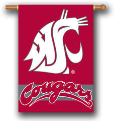 Washington State Cougars Banner