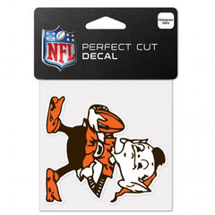Cleveland Browns Logo Decal