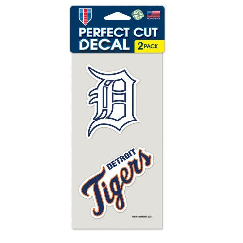 Detroit Tigers Decal