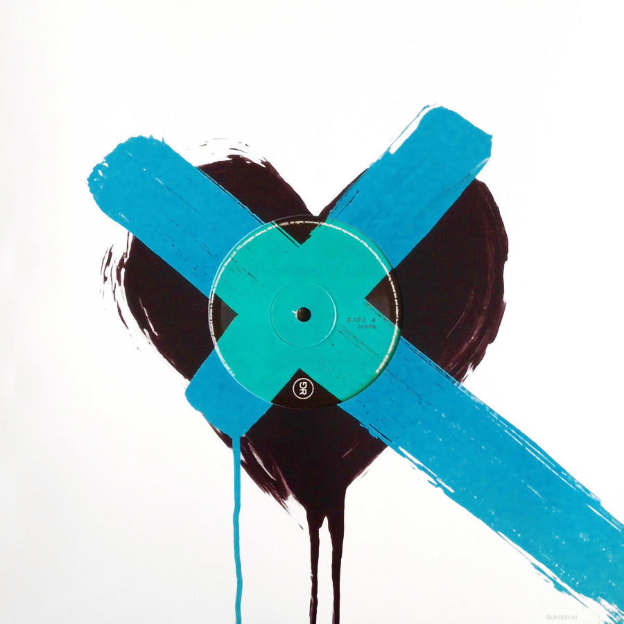 Chvrches ‎– Love Is Dead (Blue Clear)