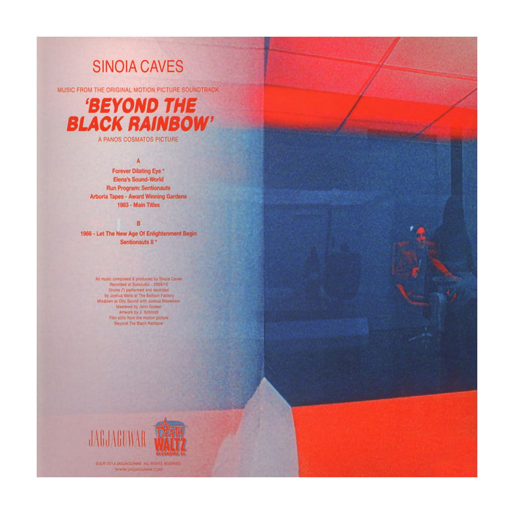 Sinoia Caves ‎– Beyond The Black Rainbow (Clear Ltd)