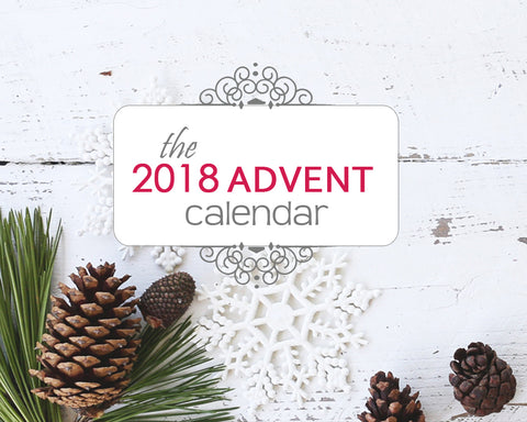 ADVENT | mini-skein calendar