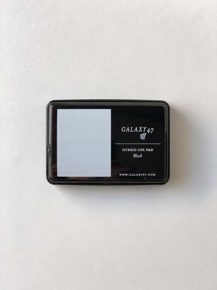 Black Stamp Ink Pad