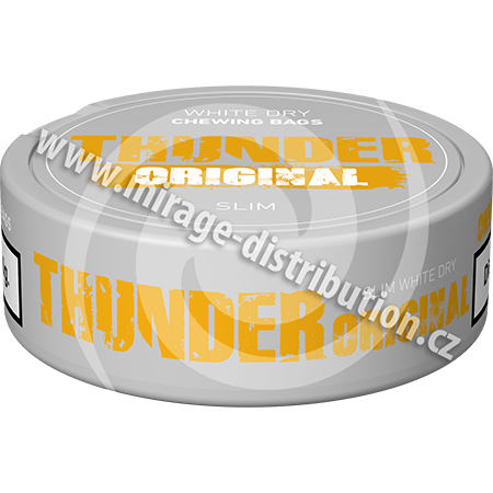 THUNDER Original Slim White Dry 13,2 g (CBO/S)