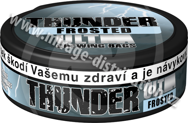 Thunder ULTRA Chewing Bags FROSTED 17,6 g(CBUF)
