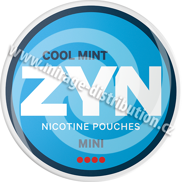 ZYN Cool Mint MINI 8g (ZCMM)
