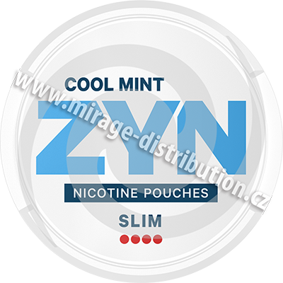 ZYN Cool Mint Slim 16,8g (ZCM)