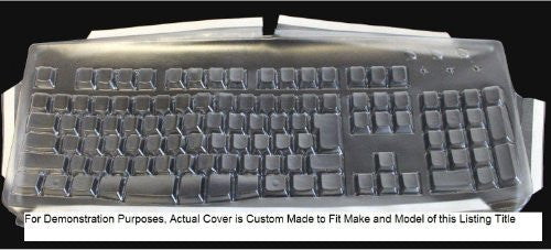Custom Made Keyboard Cover for Logitech MX5500 - Part# 208G114 Keyboard Not Included