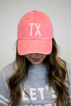 Texas Hat - Pink - Luna Boutique