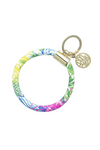 Round Keychain, Cheek to Cheek - Lilly Pulitzer