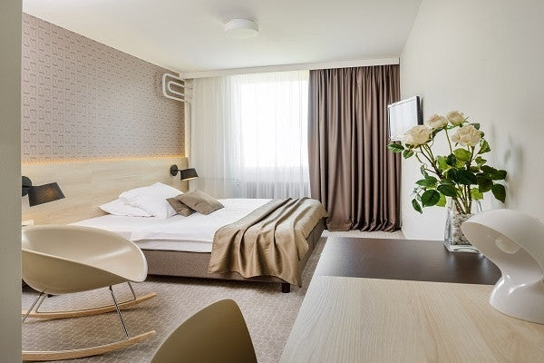Double or twin room • 4 nights SMART package for 2 guests