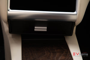 Tesla Model S & X Cubby Drawer1