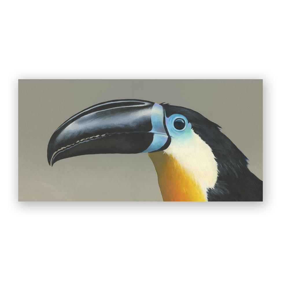 Toucan - Wings on Wood®