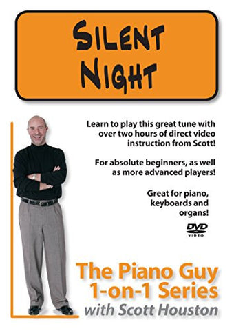 The Piano Guys 1-on-1 Series: Silent Night DVD