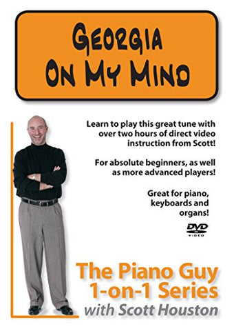 The Piano Guys 1-on-1 Series: Georgia On My Mind DVD