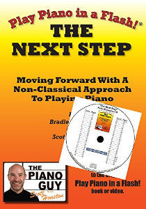 Next Step Book and Examples Audio CD Set