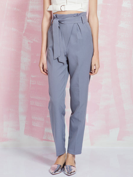 LAVISH ALICE Trouser blues LAVISH ALICE- Here Now