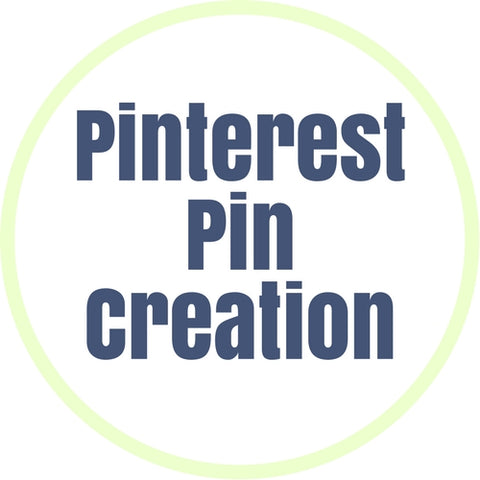 Pinterest Pin Creation | Pin Ready Template Creation PLUS Pins - Cynsational Resources