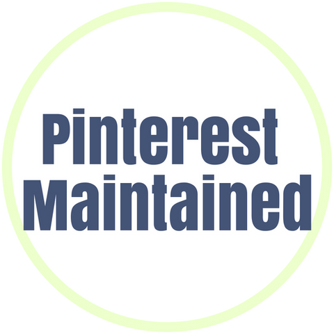 Pinterest Maintained - Monthly Account Management - Cynsational Resources