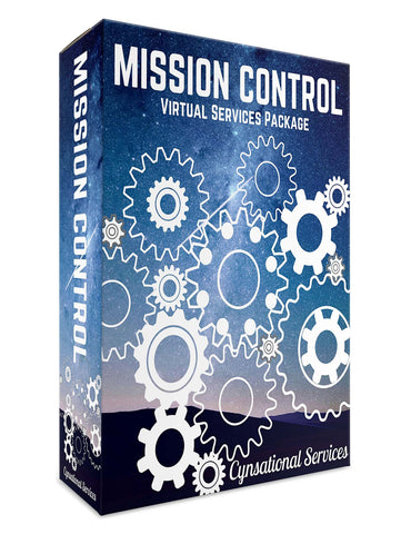 Mission Control Virtual Services Package - Cynsational Resources