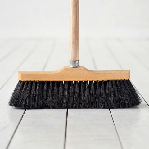Indoor Broom, Horsehair